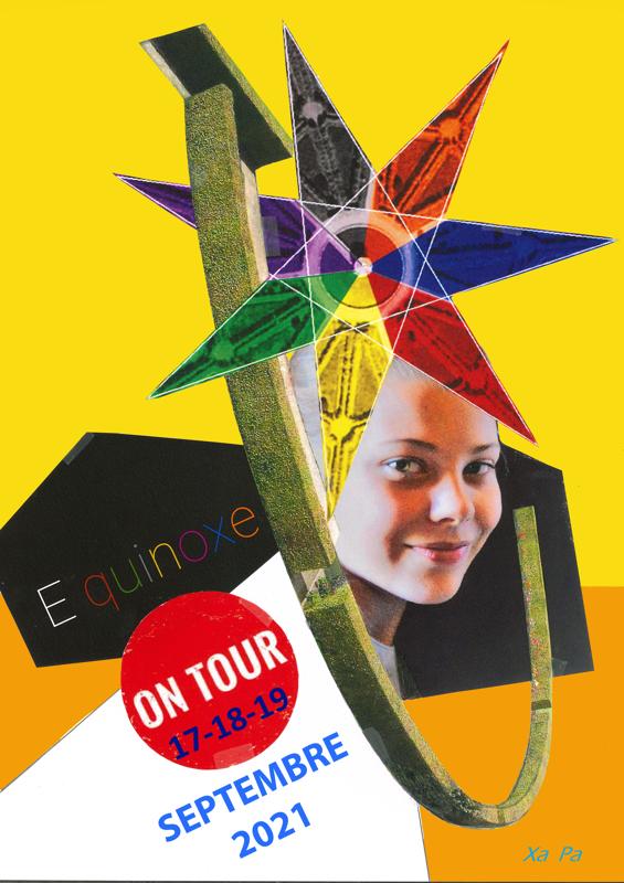 Affiche Equinoxe ON TOUR 2021